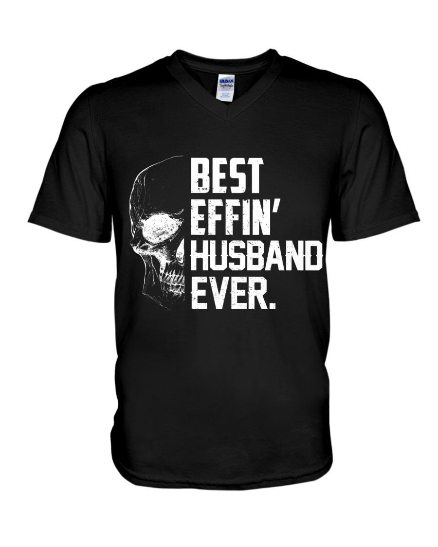 Best Efin' Husband Ever v-neck