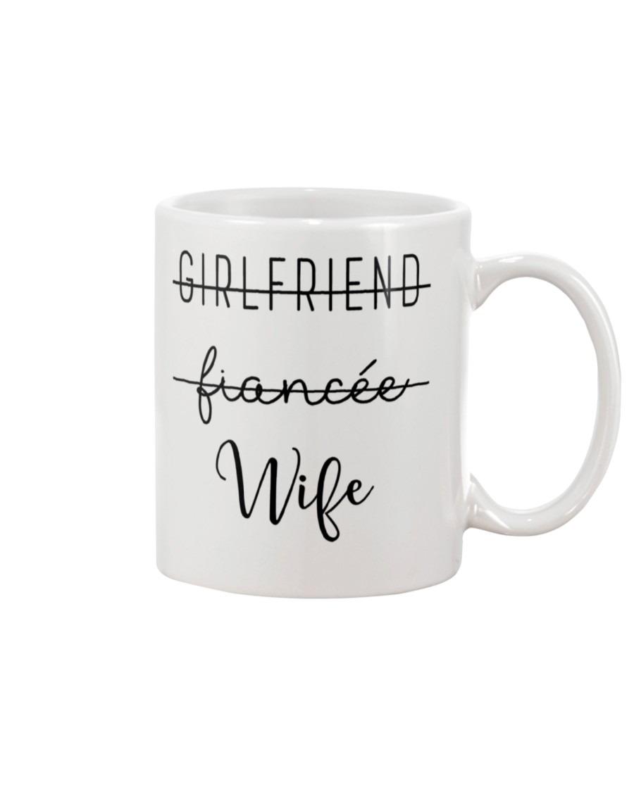 Girlfriend fiancée wife mug1