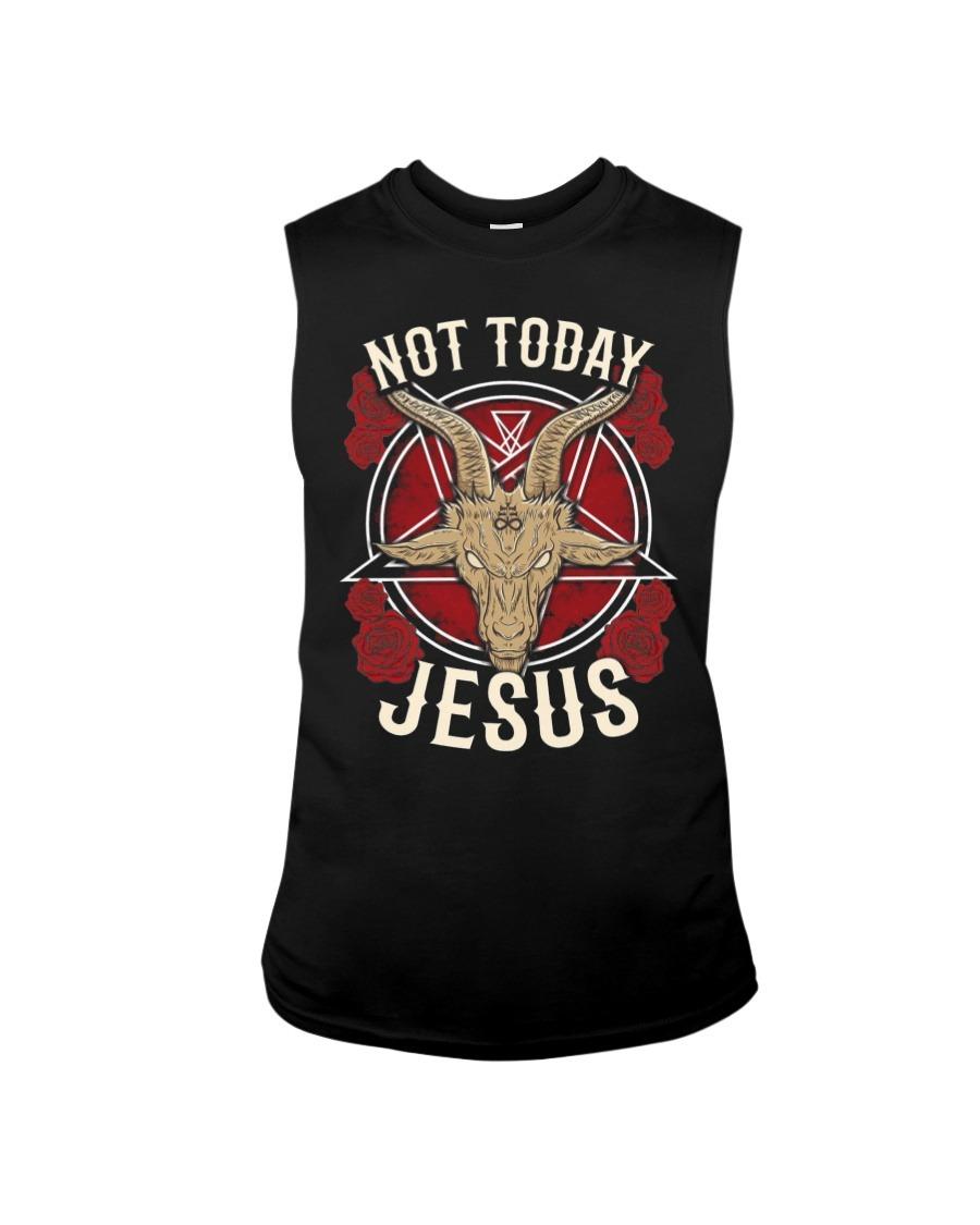 Not Today Jesus Tank top