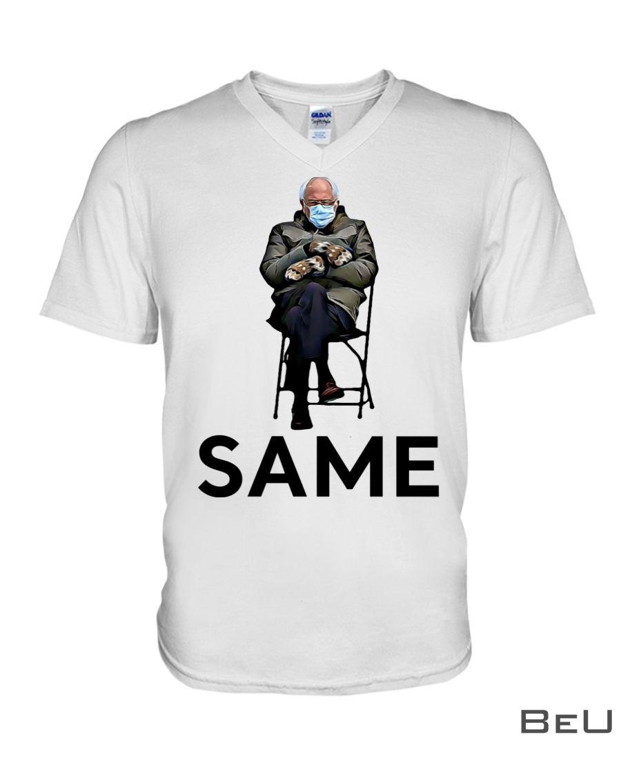 Bernie Sanders Meme Same Shirt3