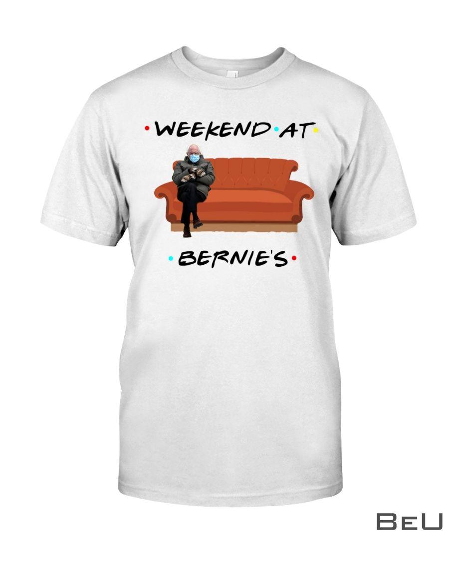 Bernie Sanders Meme Weekend at Bernie's shirt2