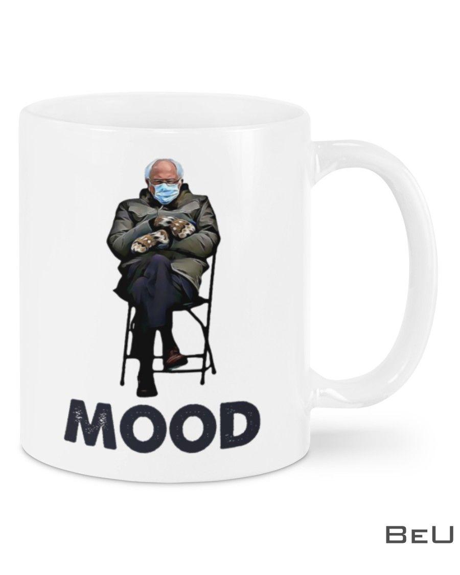 Bernie Sanders Mood Coffee Mug