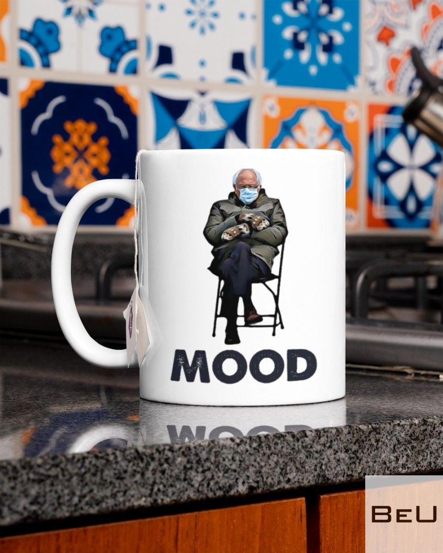 Bernie Sanders Mood Coffee Mug2
