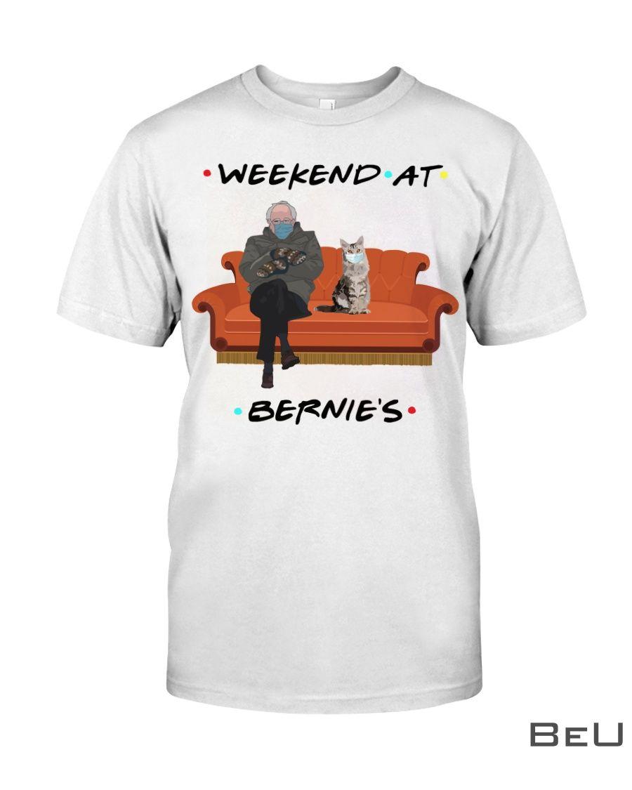 Cat Weekend at Bernie's Shirt