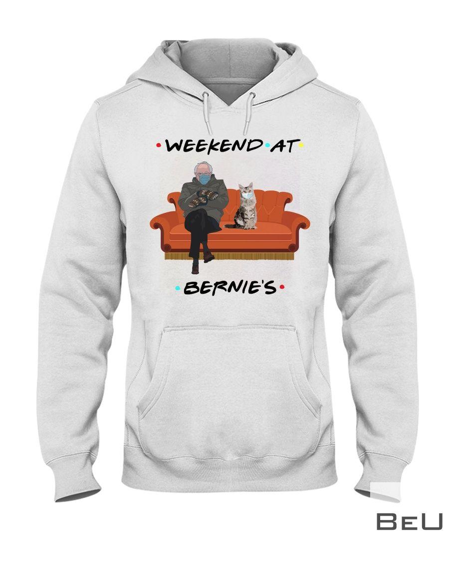 Cat Weekend at Bernie's Shirt2
