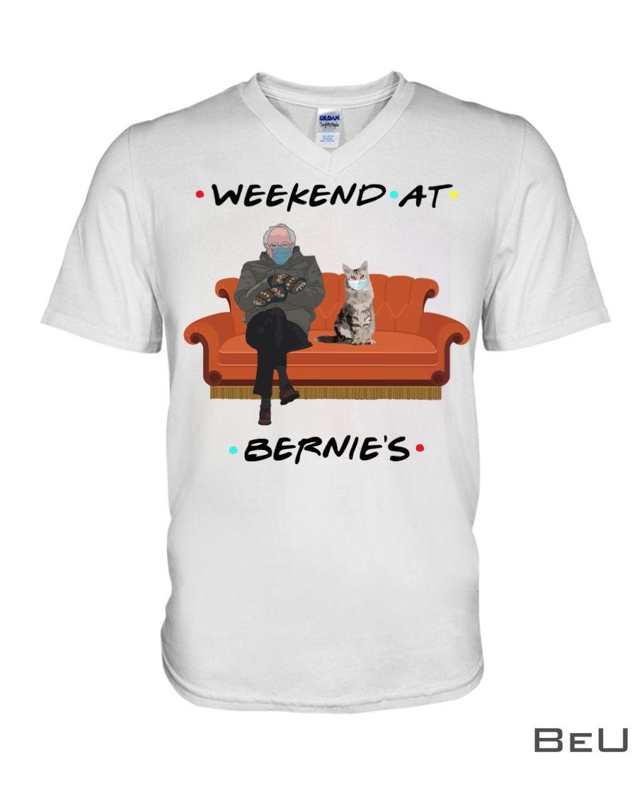 Cat Weekend at Bernie's Shirt3