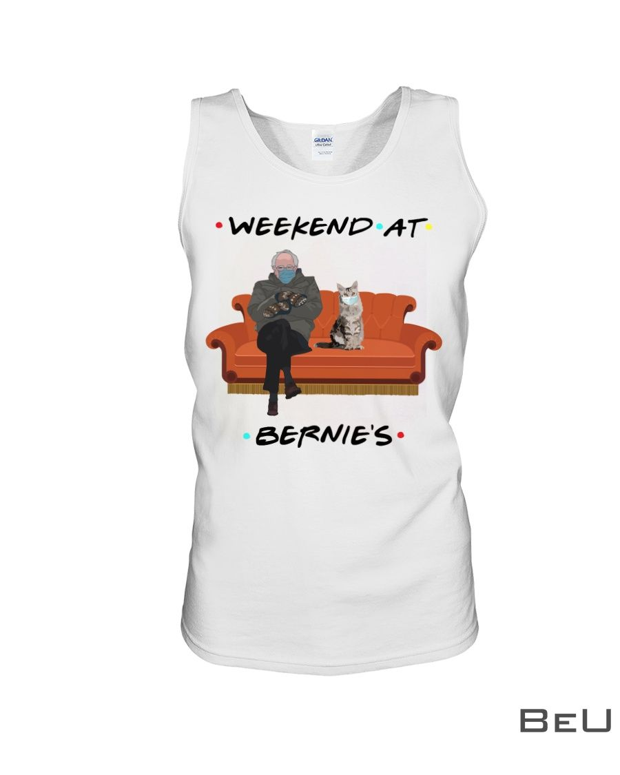 Cat Weekend at Bernie's Shirt4