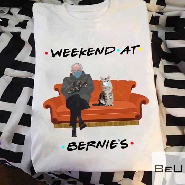 Cat Weekend at Bernie's Shirt5