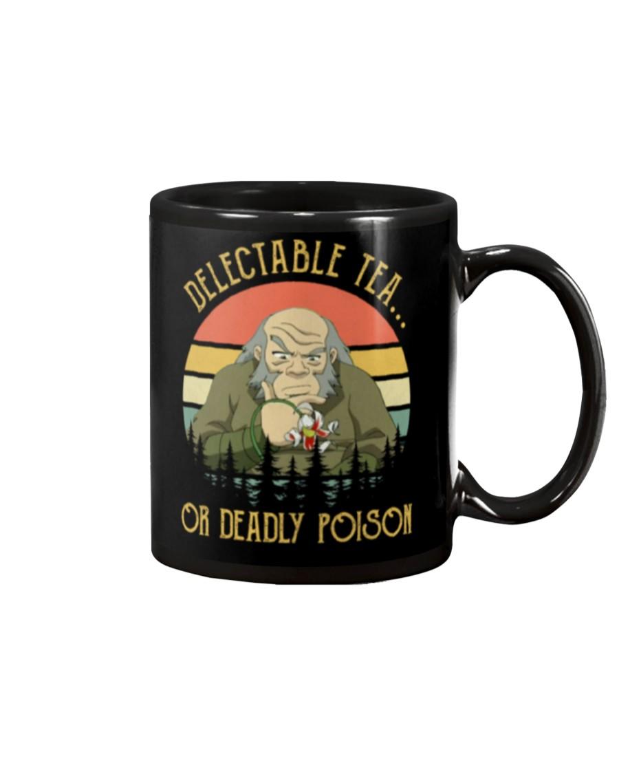 Delectable Tea Or Deadly Poison Mug