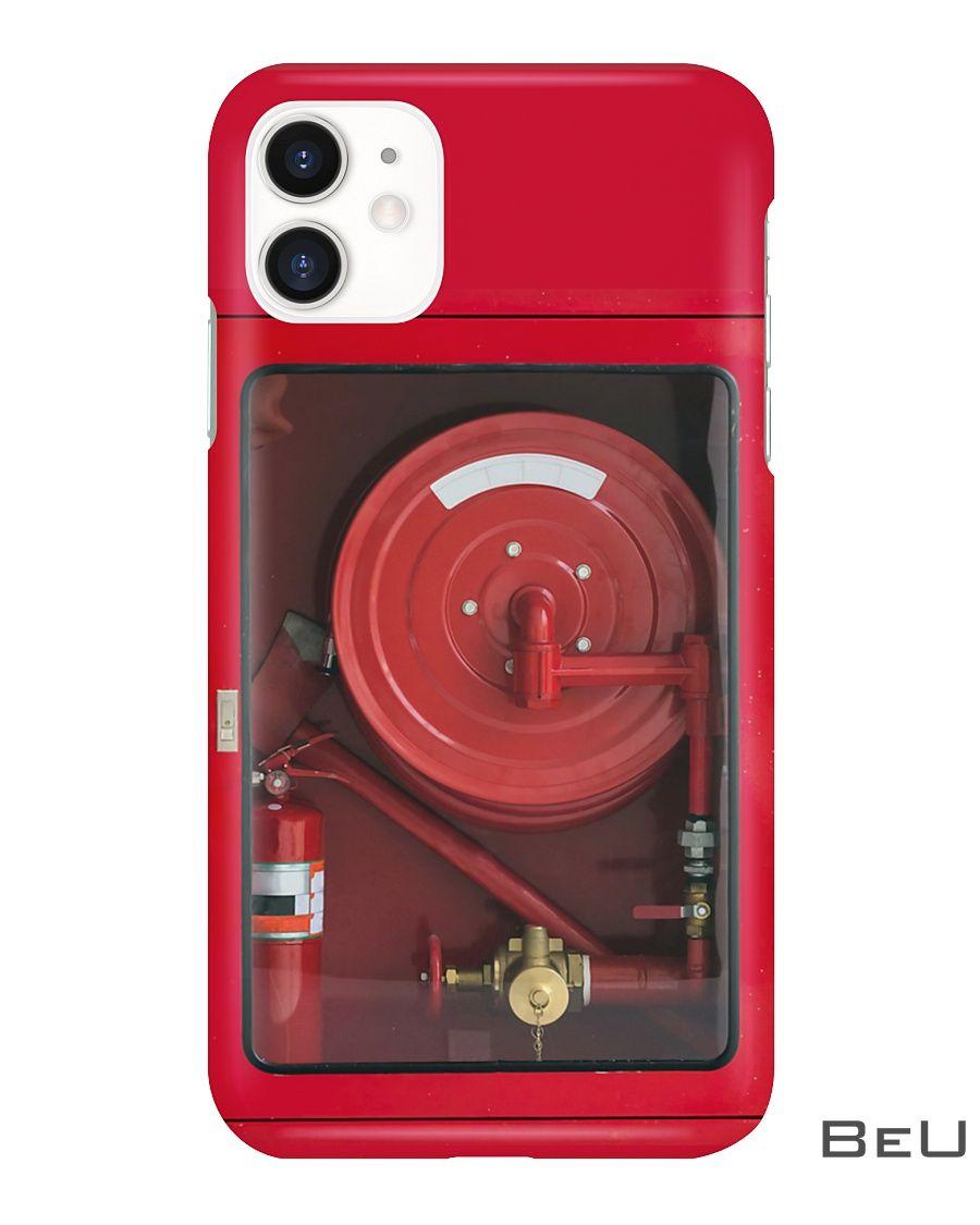 Firefighter Hose Phone Case2