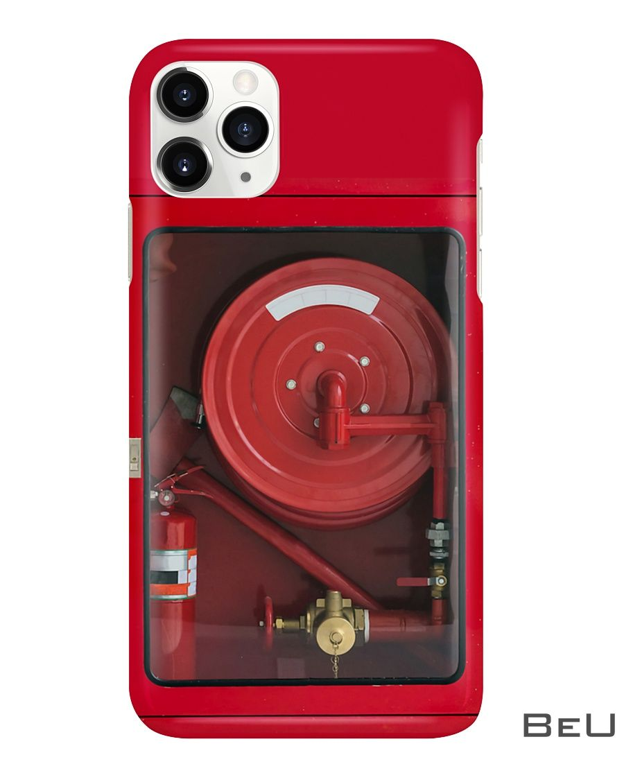 Firefighter Hose Phone Case3