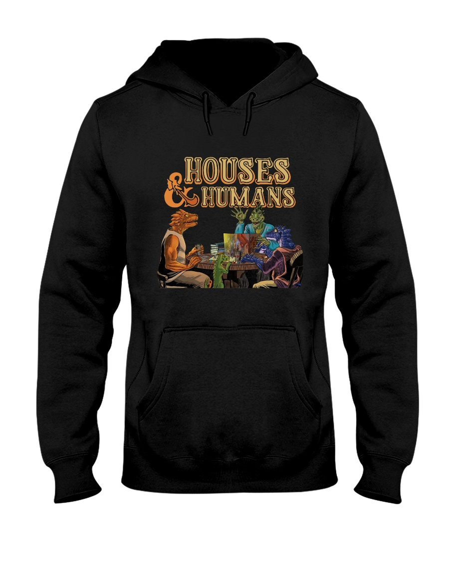 Houses And Humans Shirt2