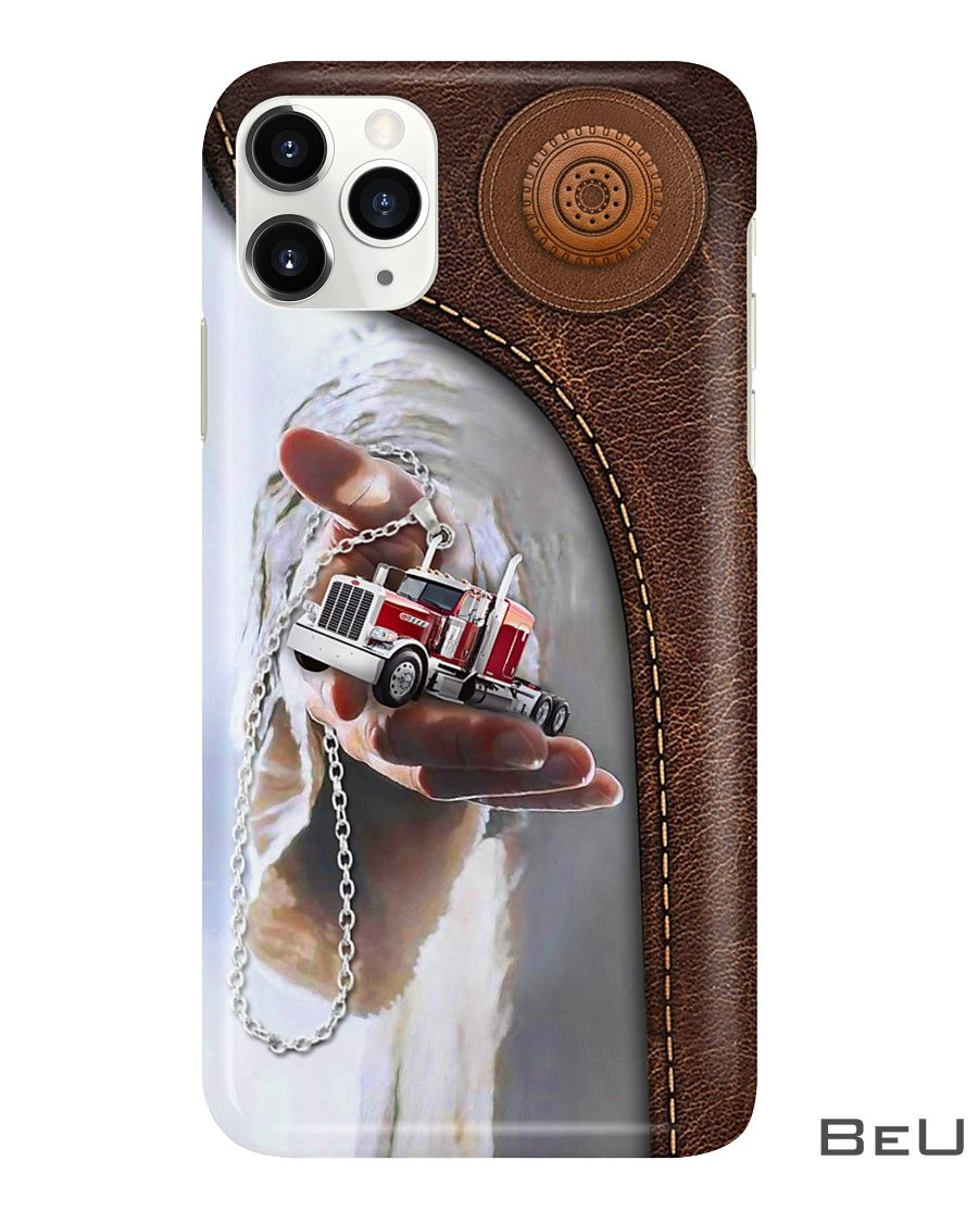 Jesus give me your hand - Truck phone case3