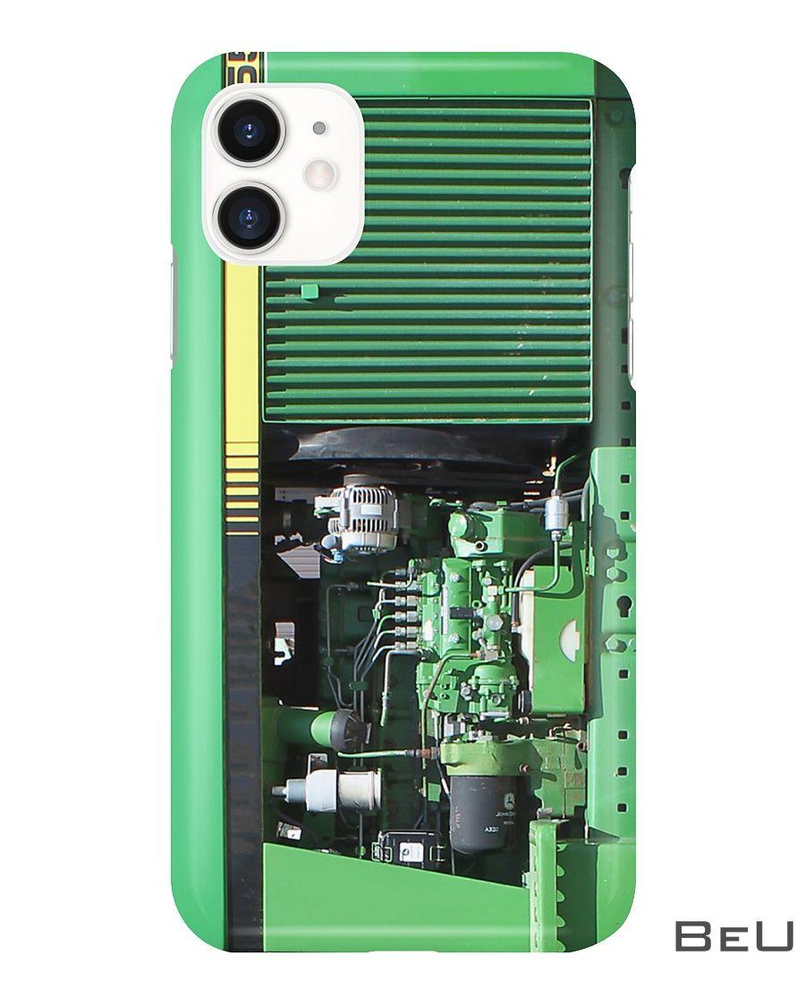 John Deere 4255 Tractor Phone Case2_result
