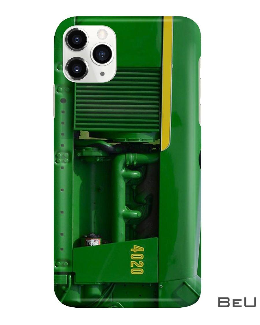 John Deere Tractor 4020 phone case3