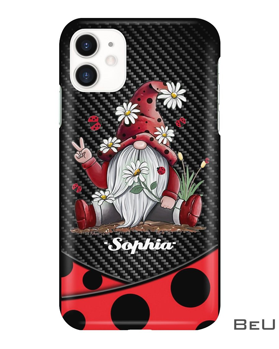 Personalized Daisy Gnome Phone Case2_result