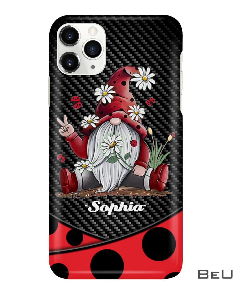 Personalized Daisy Gnome Phone Case3_result