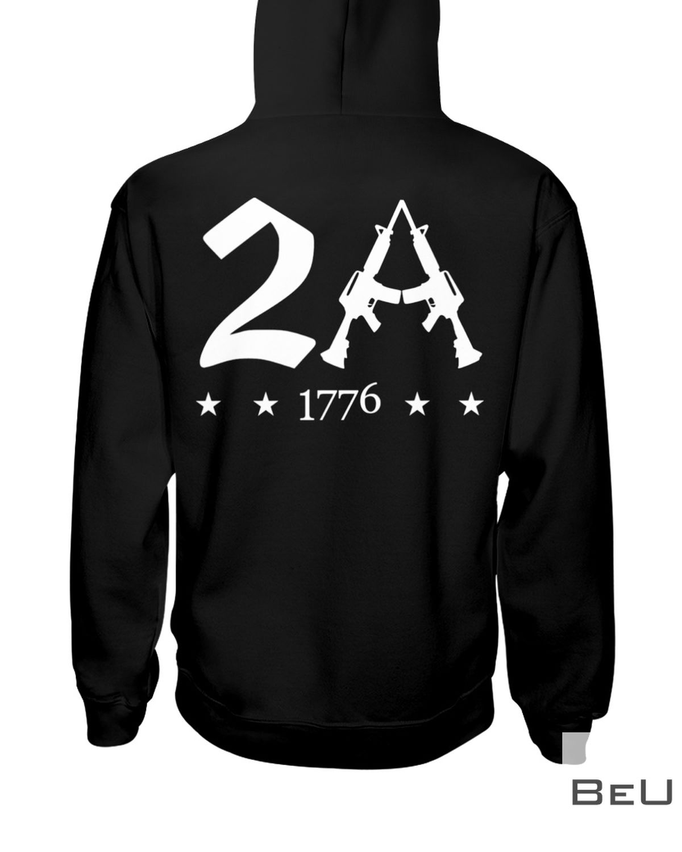 2A 1776 Shirtc
