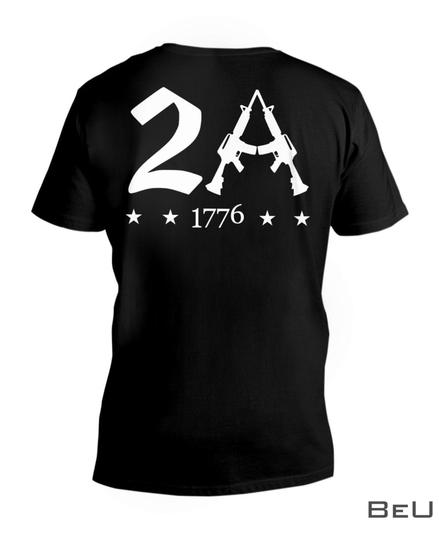 2A 1776 Shirtz