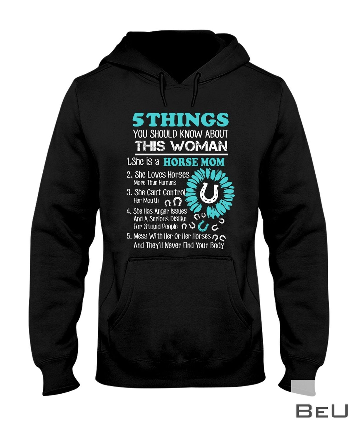 5 Thing You Should Know About This Woman Shirtz