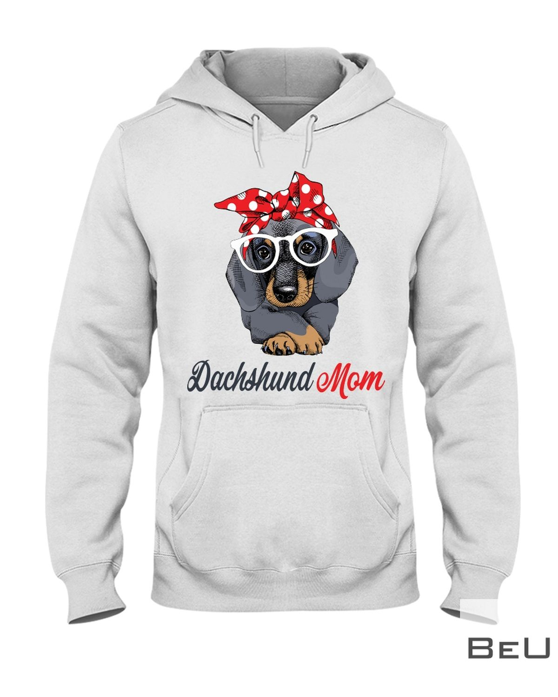 Dachshund Mom Shirtx