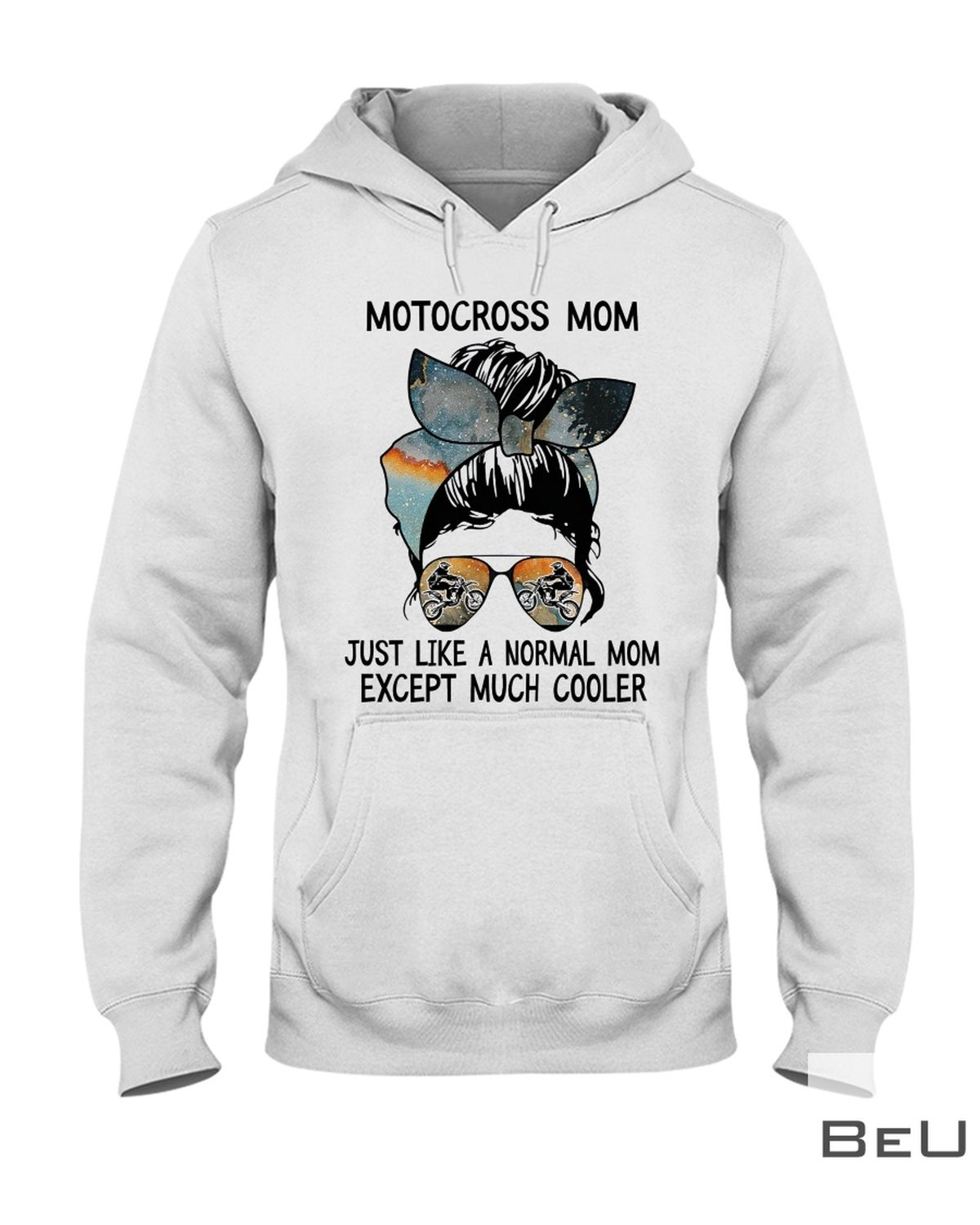 Motocross Mom Just Like A Normal Mom Expect Much Cooler Shirtz