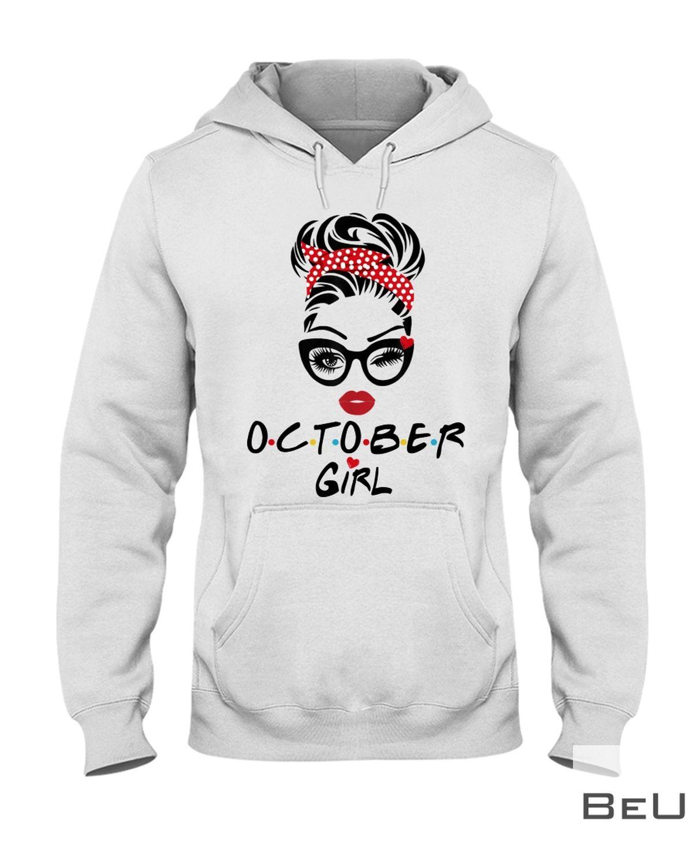 October Girl Wink Eye Shirtz