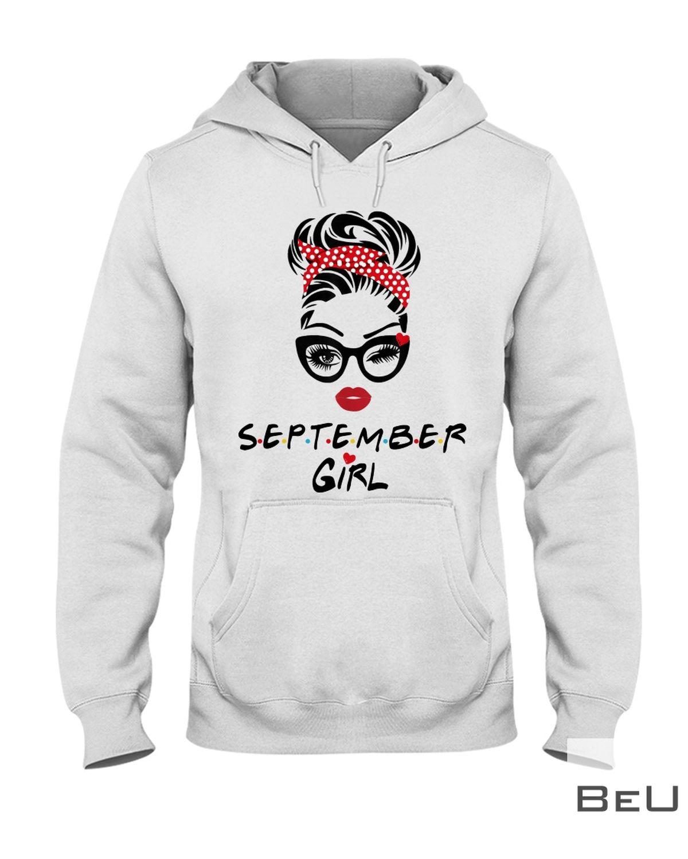 September Girl Wink Eye Shirtz