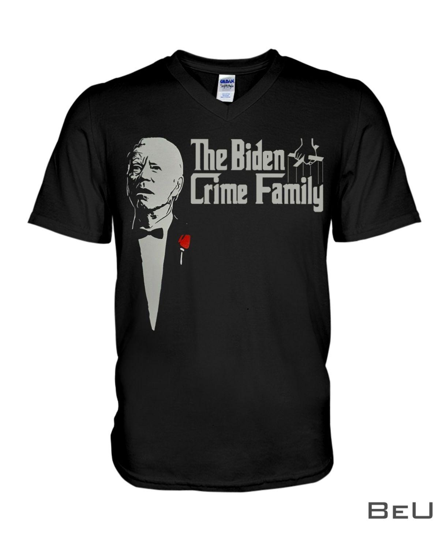 The Biden Crime Family Shirtx
