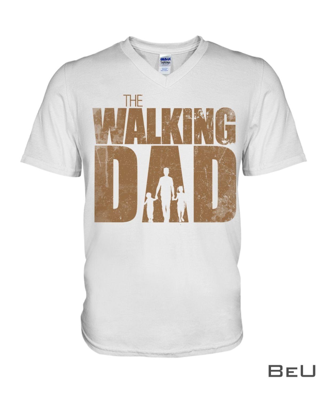 The Walking Dad Shirtc