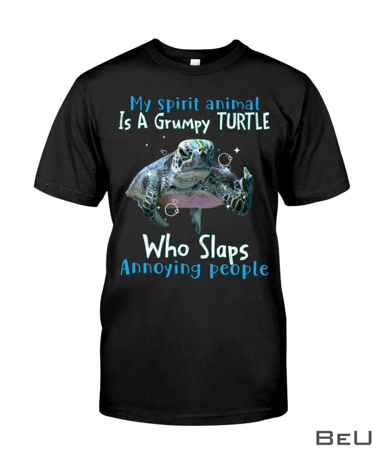 Turtle Annoying People Turtle Lovers Classic Shirt