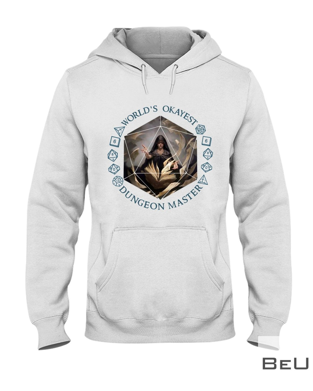 World's Okayest Dungeon Master Shirtz