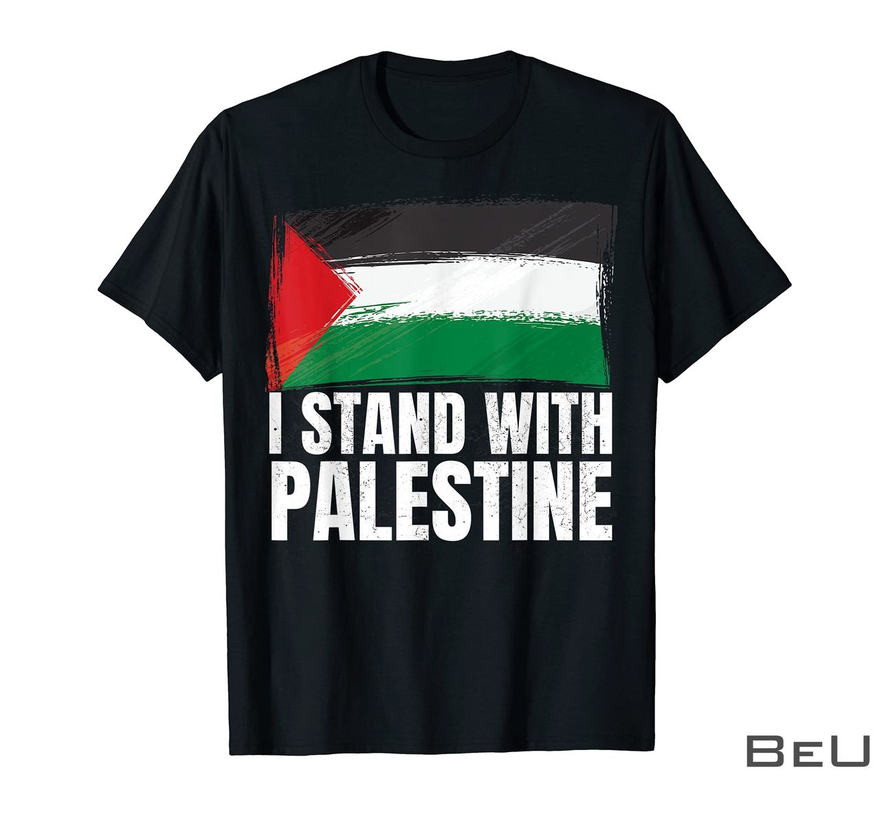 I Stand With Palestine Supporters Free Gaza Jerusalem Mosque Shirt