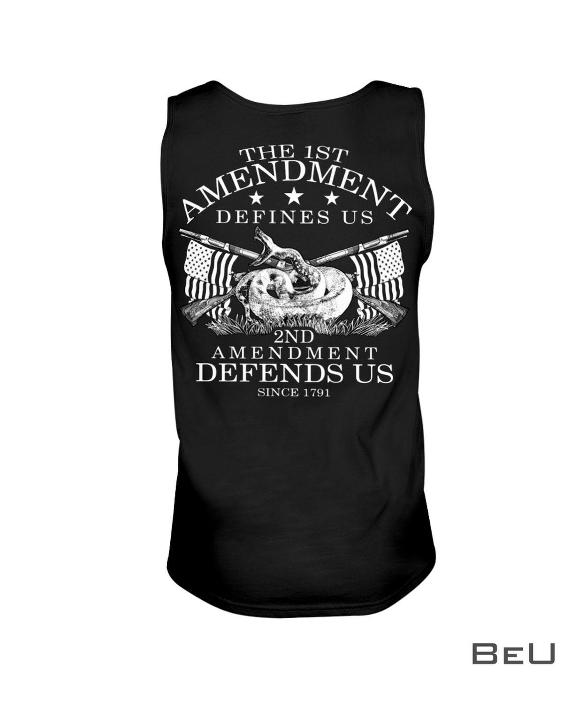 Gun Rights - Well Regulated Militia 2nd Amendment Veteran