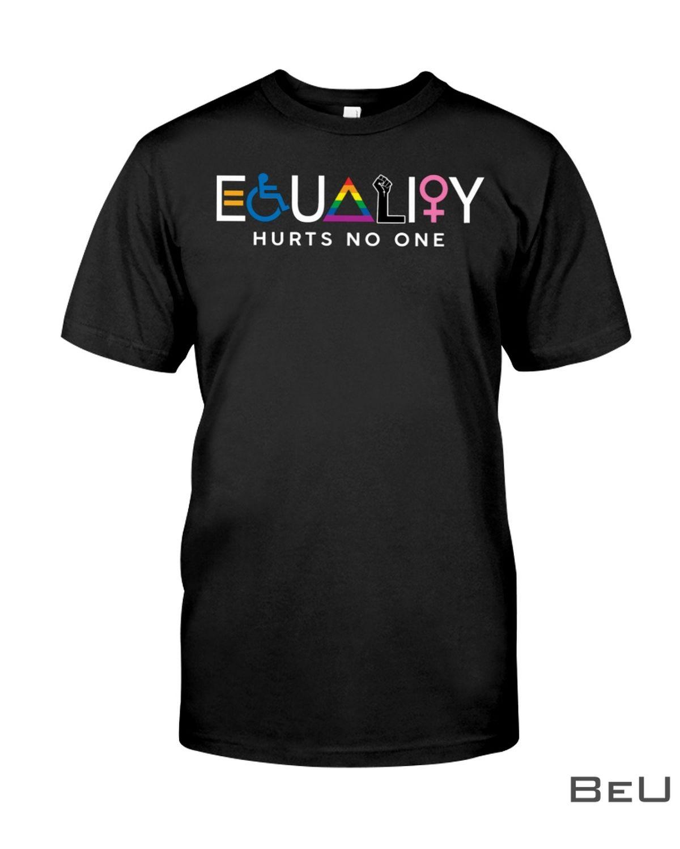 Equality Hurts No One Shirt