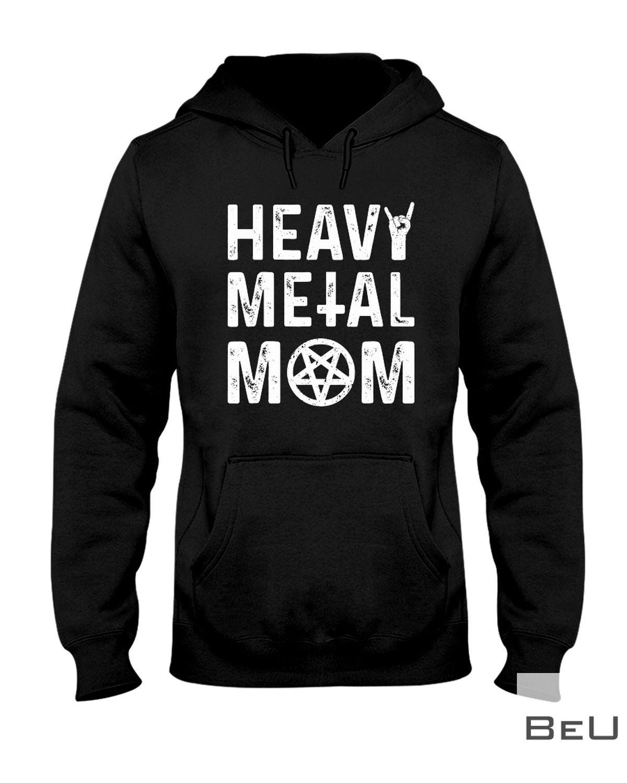 Heavy Metal Mom Shirt z