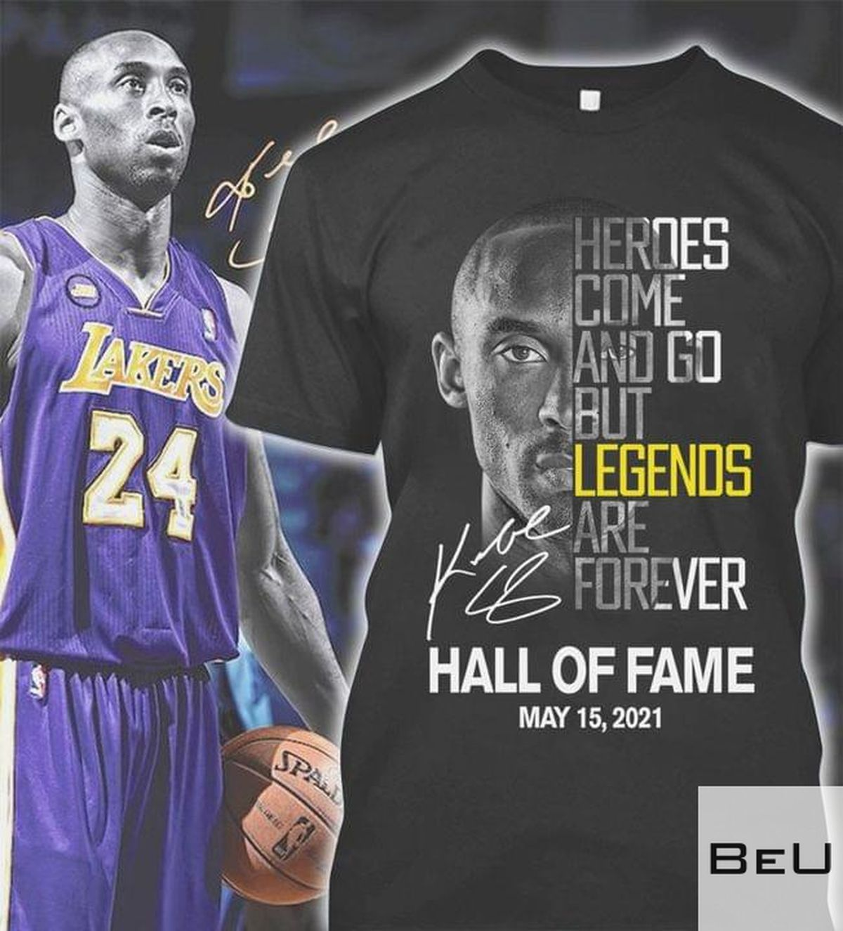 Heroes Come And Go But Legends Are Forever Hall Of Fame May 15, 2021 Shirt v