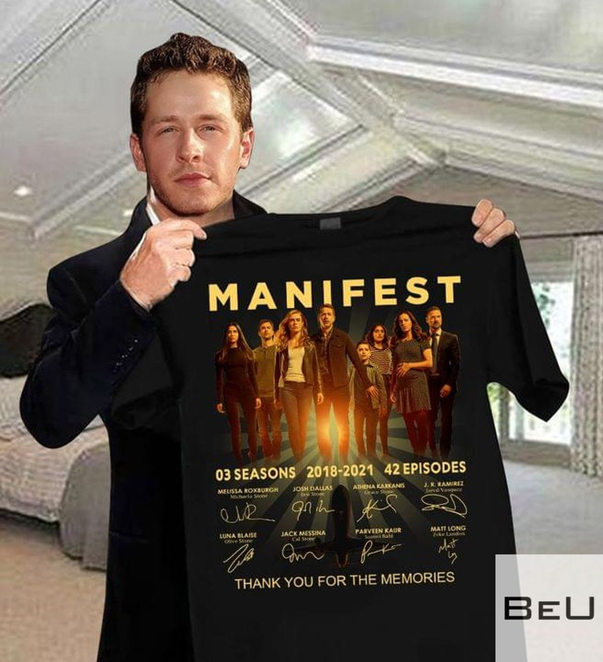 Manifest Thank You For The Memories Shirt v