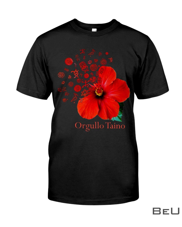 Orgullo Taino Shirt