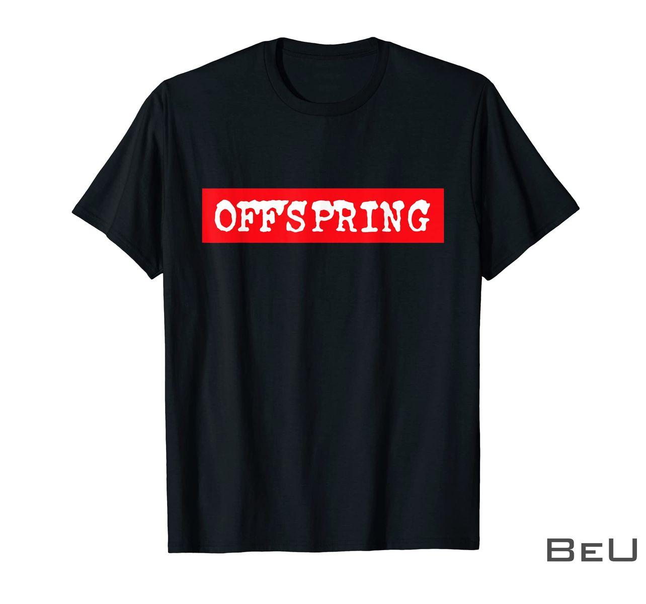 The Offspring Shirt