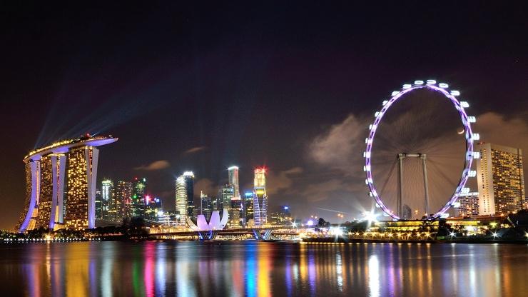 singapore treval