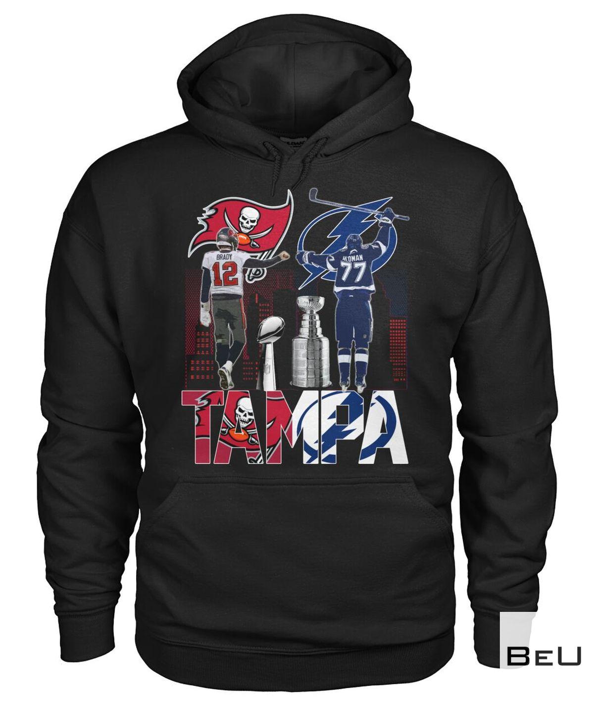 12 Brady 77 Hedman Tampa Shirtz