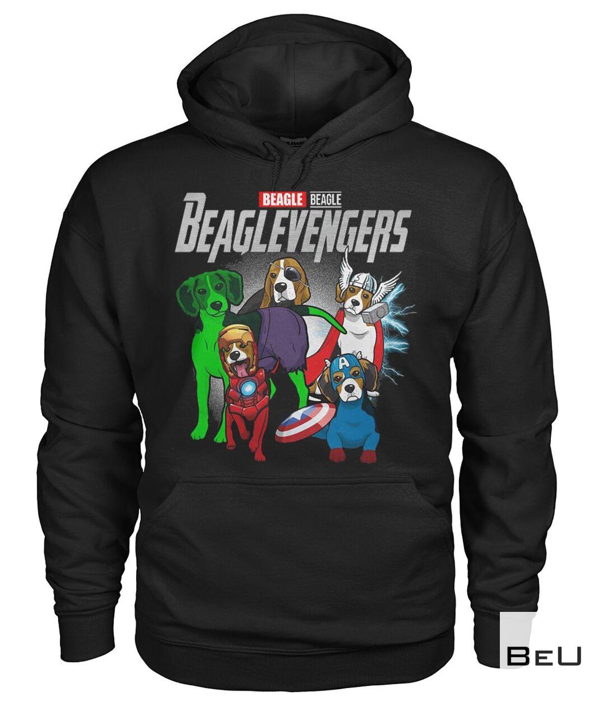 Beagle Beaglevengers Avengers Shirtz