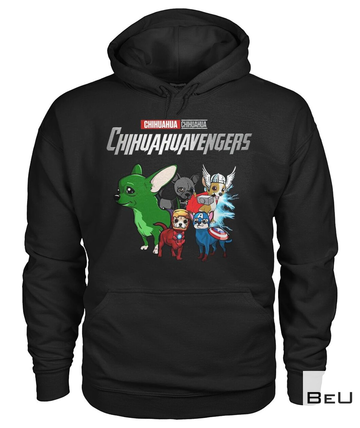 Chihuahua Chihuahuavengers Avengers Shirtz