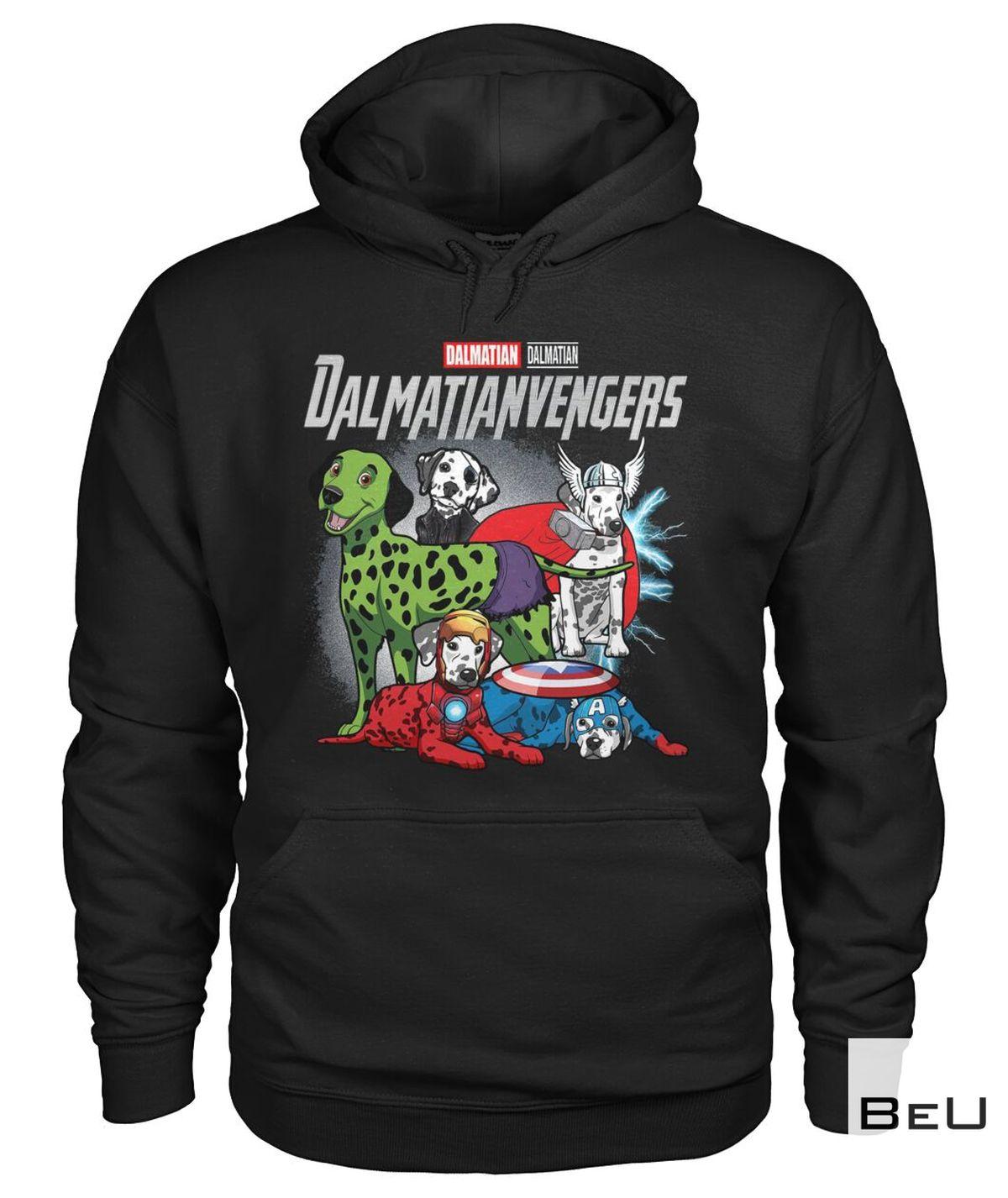 Dalmatian Dalmatianvengers Avengers Shirtz