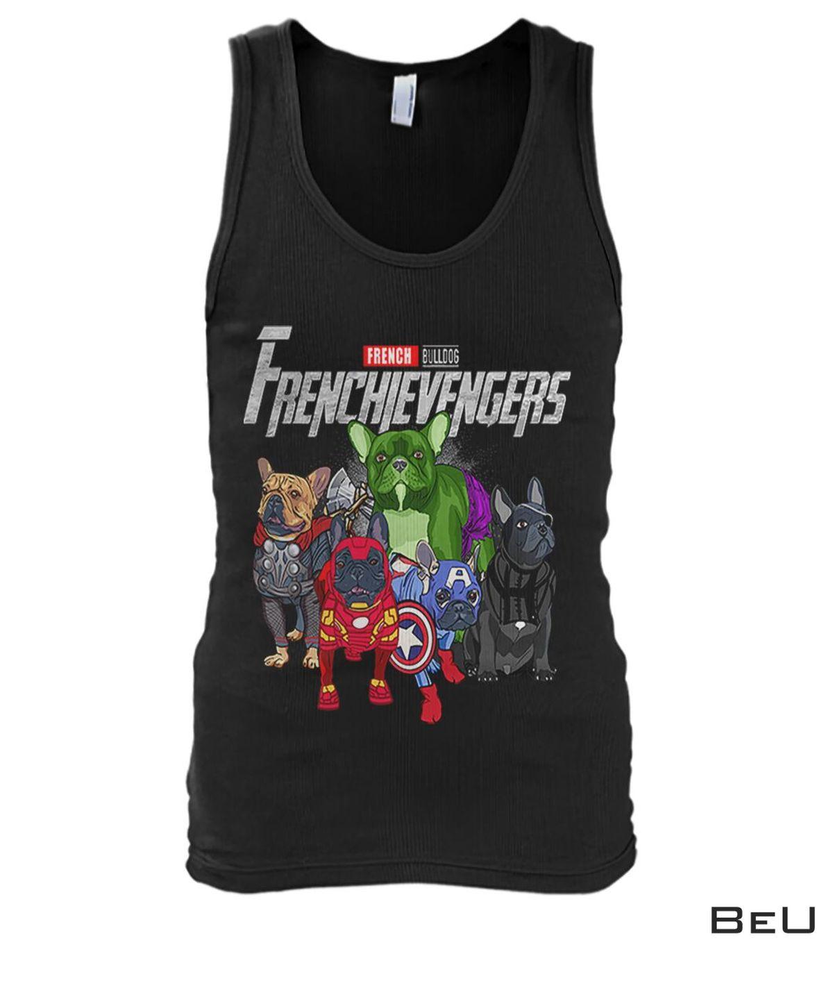 French Bulldog Frenchievengers Avengers Shirtx