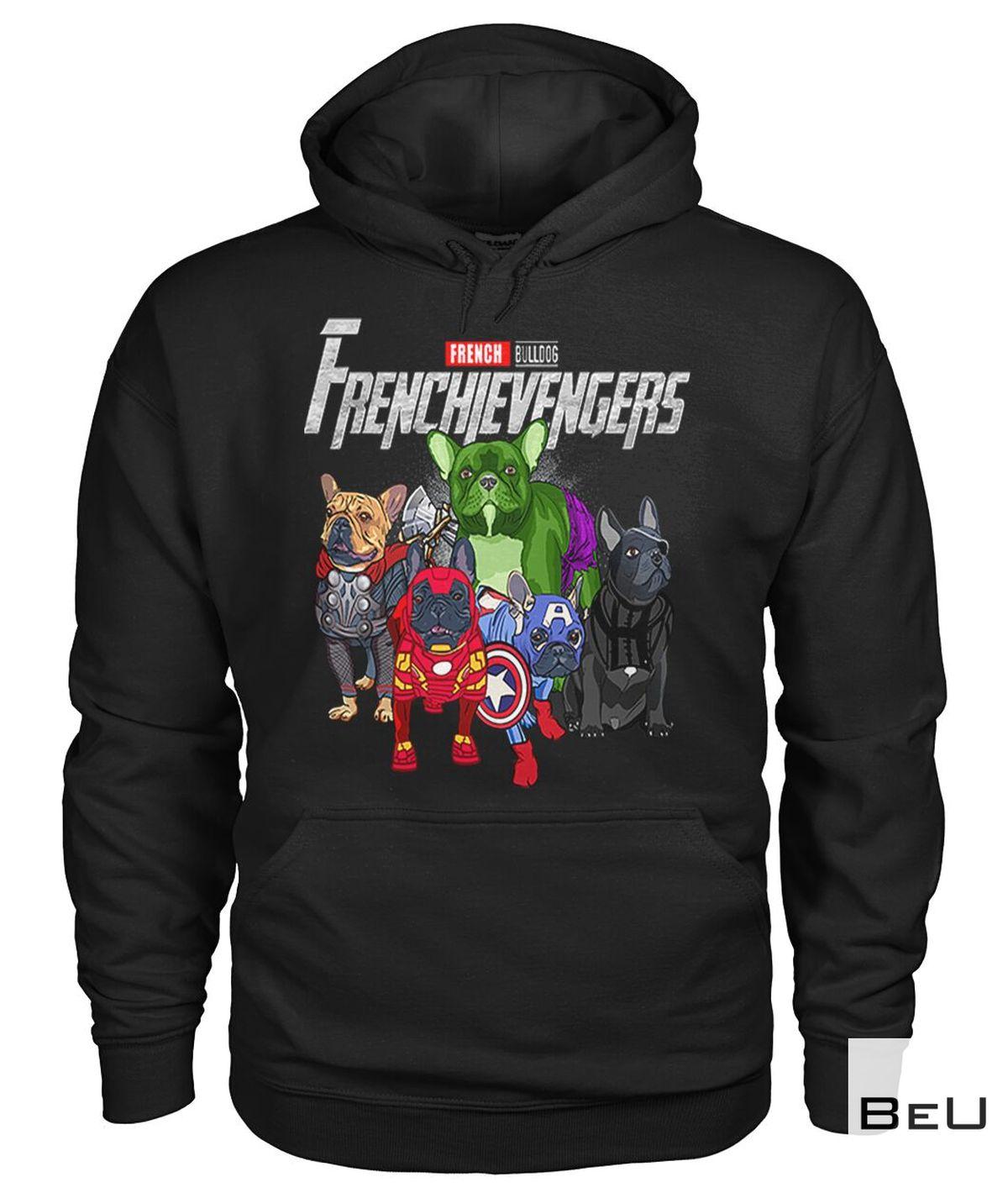 French Bulldog Frenchievengers Avengers Shirtz