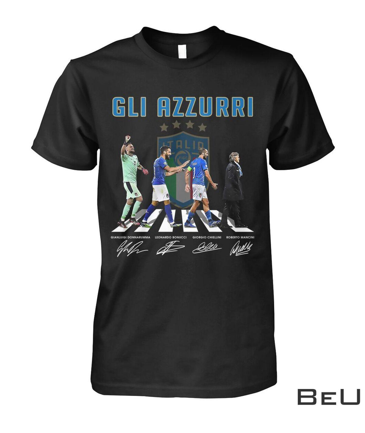 Gli Azzurri Shirt