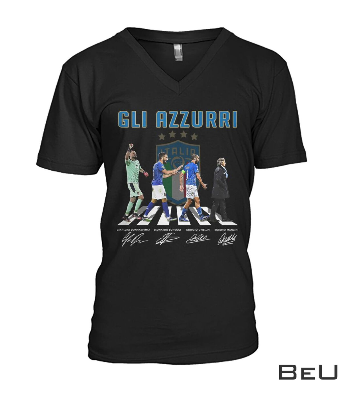 Gli Azzurri Shirtx