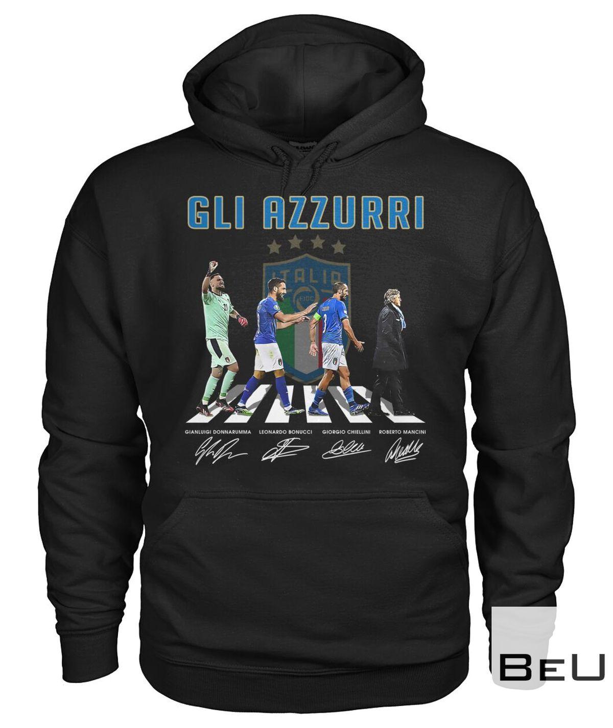 Gli Azzurri Shirtz